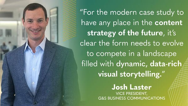 Blog Image_Power Quote_Traditional Case Study is Dead_Josh Laster_Advanced Manufacturing